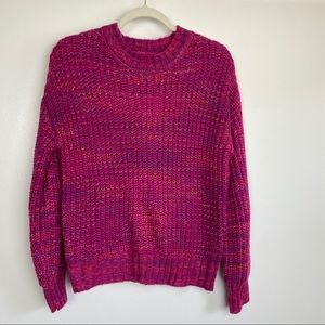 NWT small Band of Gypsies crew neck sweater